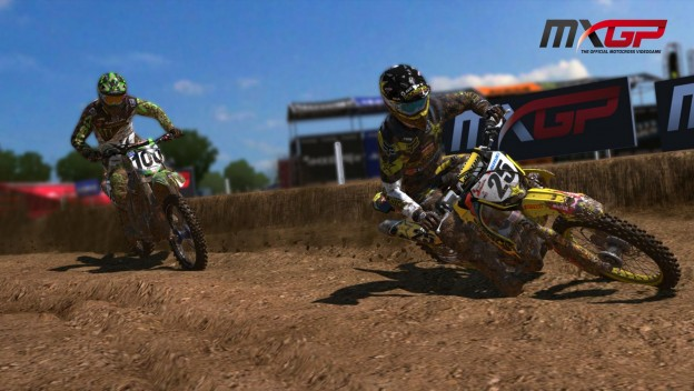 MXGP The Official Motocross Game Screenshot #46 for PS3