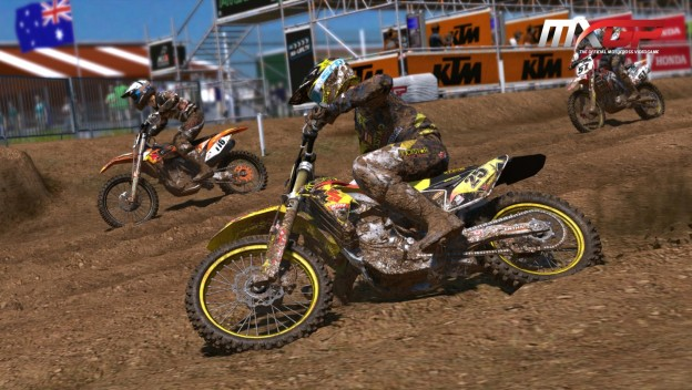 MXGP The Official Motocross Game Screenshot #47 for PS3