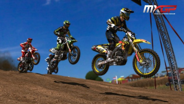 MXGP The Official Motocross Game Screenshot #48 for PS3