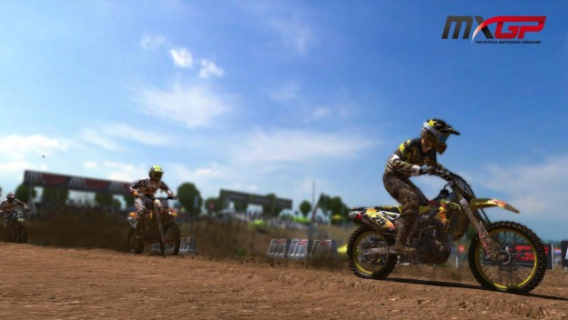 MXGP The Official Motocross Game Screenshot #49 for PS3