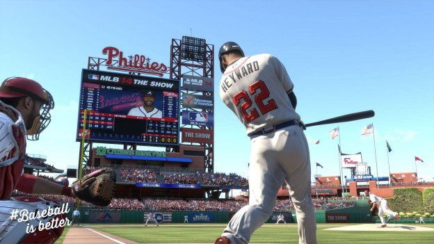 MLB 14 The Show Screenshot #25 for PS4