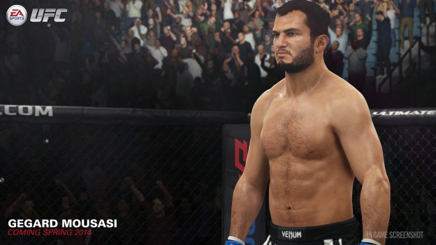 EA Sports UFC Screenshot #51 for PS4