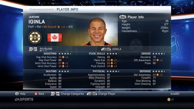 NHL 14 Screenshot #152 for Xbox 360