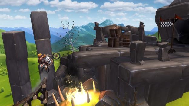 Trials Frontier Screenshot #8 for iOS