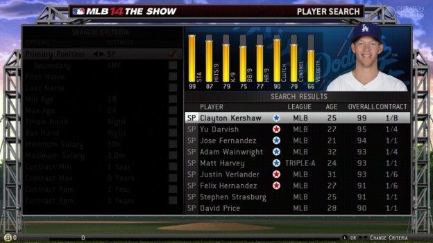 MLB 14 The Show Screenshot #125 for PS3