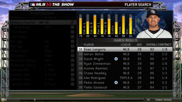 MLB 14 The Show Screenshot #134 for PS3