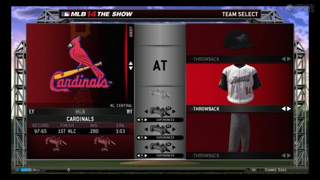MLB 14 The Show Screenshot #137 for PS3