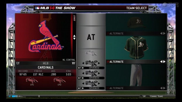 MLB 14 The Show Screenshot #138 for PS3