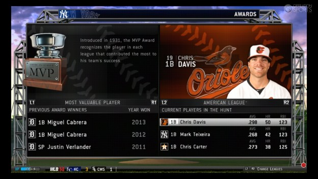 MLB 14 The Show Screenshot #142 for PS3