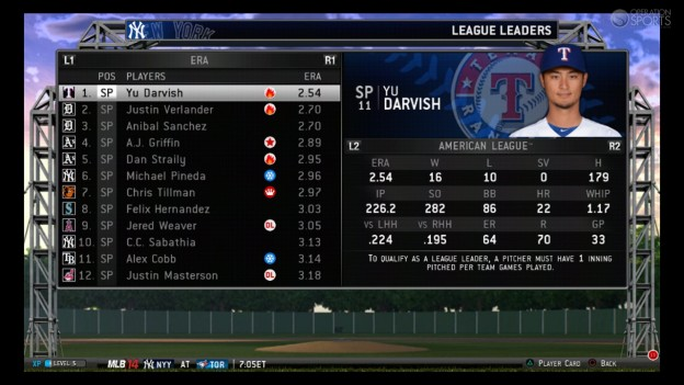 MLB 14 The Show Screenshot #152 for PS3