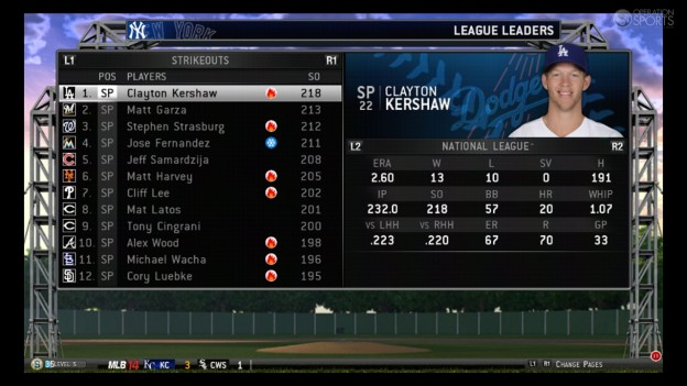 MLB 14 The Show Screenshot #155 for PS3