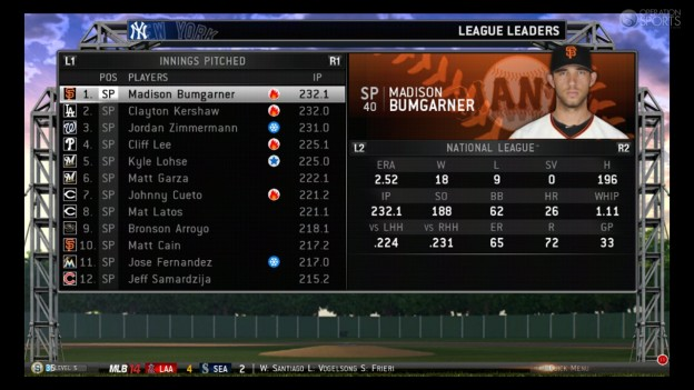 MLB 14 The Show Screenshot #157 for PS3