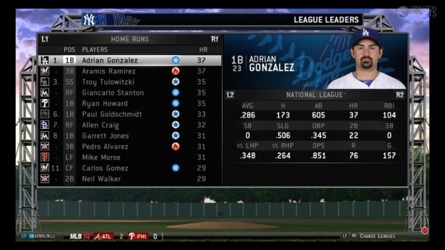 MLB 14 The Show Screenshot #161 for PS3