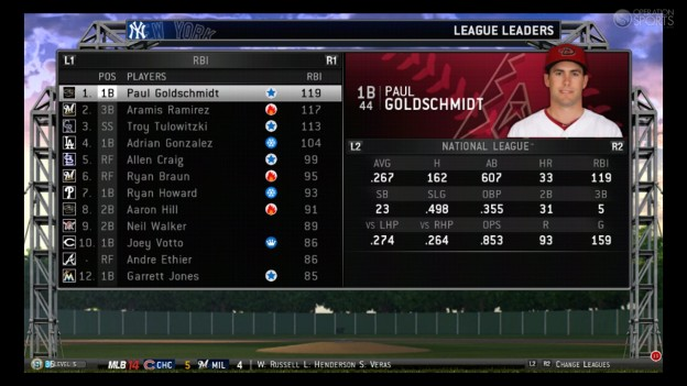 MLB 14 The Show Screenshot #162 for PS3