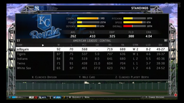 MLB 14 The Show Screenshot #166 for PS3