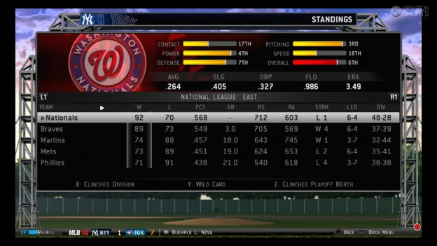MLB 14 The Show Screenshot #169 for PS3