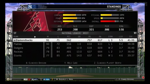 MLB 14 The Show Screenshot #171 for PS3