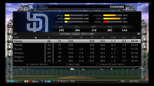 MLB 14 The Show Screenshot #172 for PS3