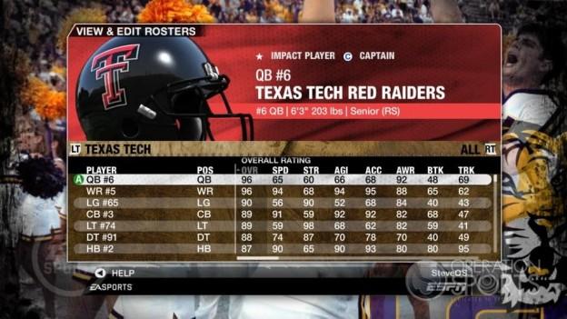 NCAA Football 09 Screenshot #182 for Xbox 360
