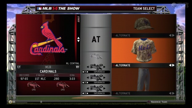 MLB 14 The Show Screenshot #189 for PS3