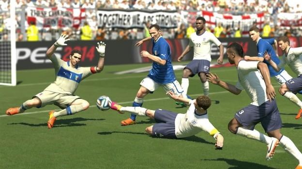 Pro Evolution Soccer 2014 Screenshot #90 for Xbox 360