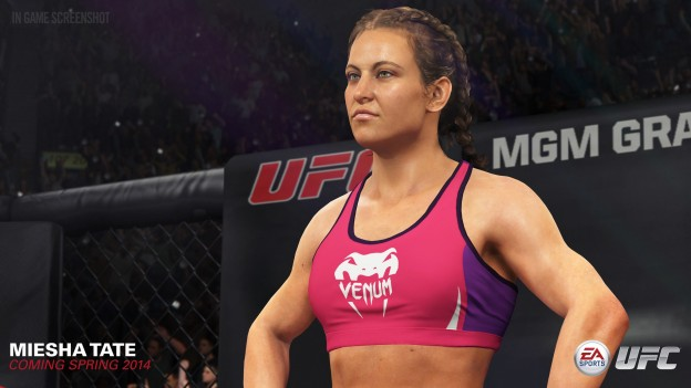 EA Sports UFC Screenshot #66 for Xbox One