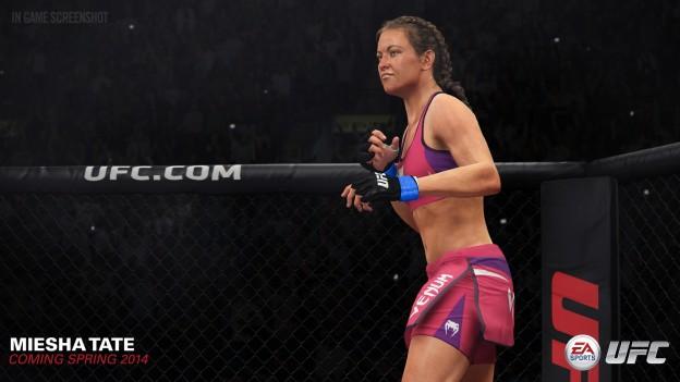 EA Sports UFC Screenshot #67 for Xbox One