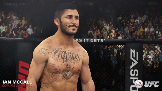 EA Sports UFC Screenshot #52 for PS4