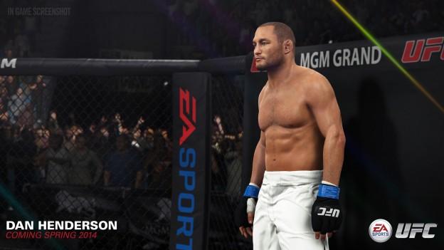 EA Sports UFC Screenshot #55 for PS4