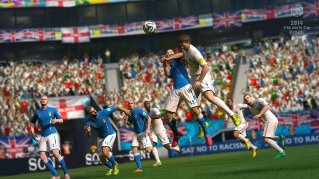 2014 FIFA World Cup Brazil Screenshot #72 for Xbox 360