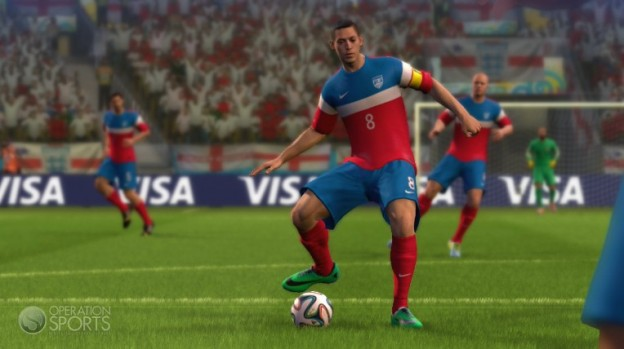 2014 FIFA World Cup Brazil Screenshot #73 for Xbox 360
