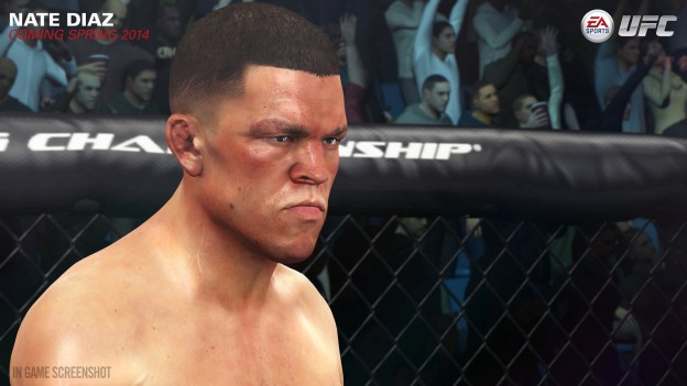 EA Sports UFC Screenshot #71 for Xbox One