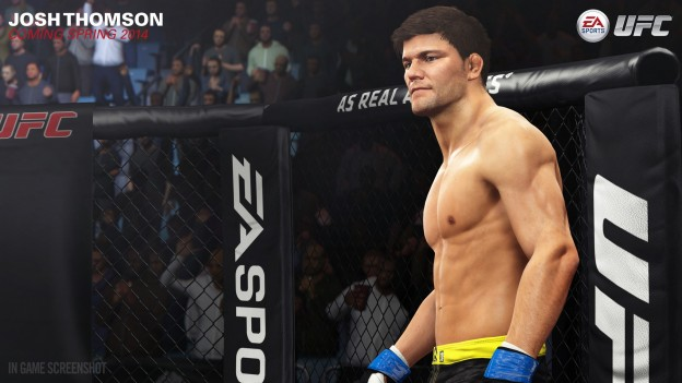 EA Sports UFC Screenshot #56 for PS4