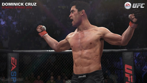 EA Sports UFC Screenshot #57 for PS4