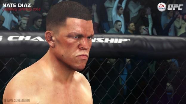 EA Sports UFC Screenshot #58 for PS4