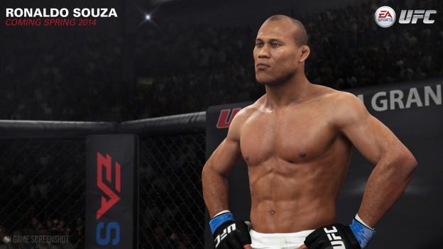 EA Sports UFC Screenshot #59 for PS4