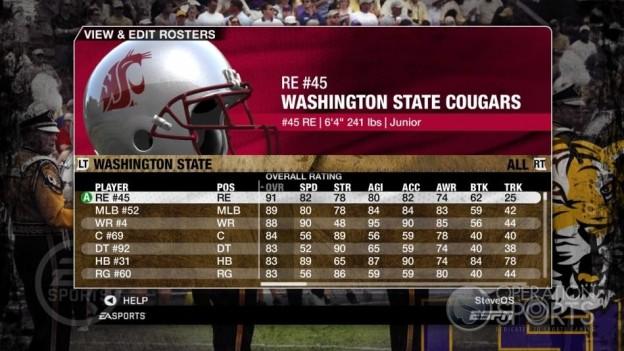 NCAA Football 09 Screenshot #203 for Xbox 360