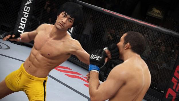 EA Sports UFC Screenshot #61 for PS4
