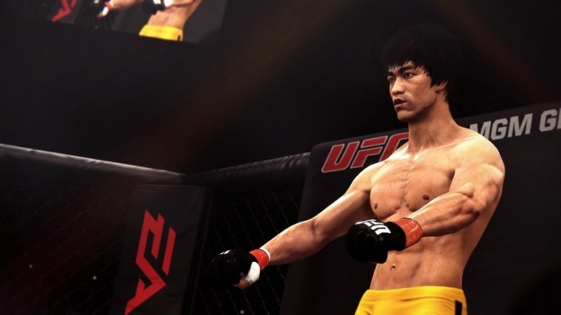 EA Sports UFC Screenshot #64 for PS4