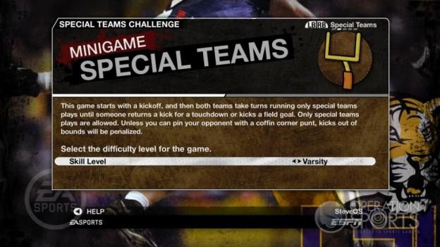 NCAA Football 09 Screenshot #212 for Xbox 360