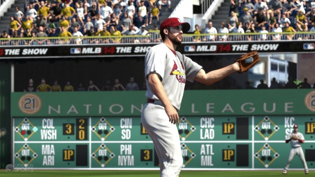 MLB 14 The Show Screenshot #58 for PS4