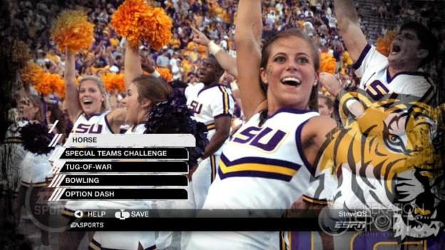 NCAA Football 09 Screenshot #214 for Xbox 360