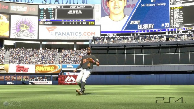 MLB 14 The Show Screenshot #86 for PS4