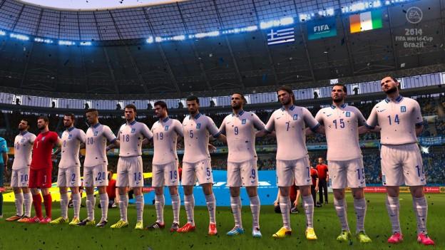 2014 FIFA World Cup Brazil Screenshot #76 for Xbox 360
