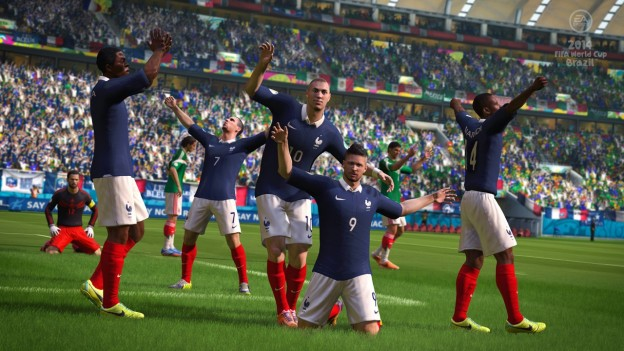 2014 FIFA World Cup Brazil Screenshot #77 for Xbox 360