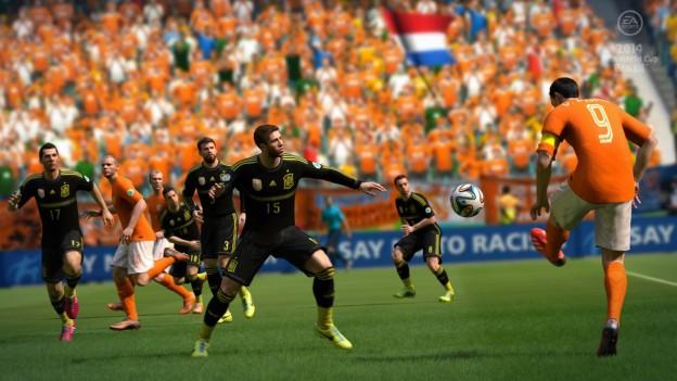 2014 FIFA World Cup Brazil Screenshot #80 for Xbox 360