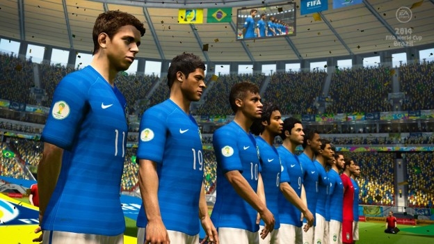 2014 FIFA World Cup Brazil Screenshot #81 for Xbox 360
