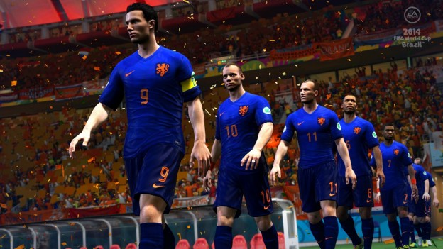 2014 FIFA World Cup Brazil Screenshot #71 for PS3
