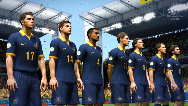 2014 FIFA World Cup Brazil Screenshot #72 for PS3