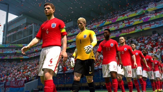 2014 FIFA World Cup Brazil Screenshot #75 for PS3